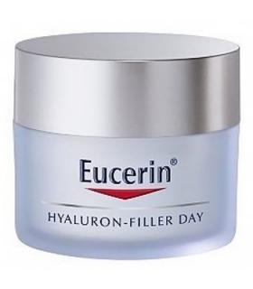 کرم ضد چروک روز اوسرین مدل هیالورون فیلر اس پی اف 15 Eucerin Hyaluron Filler Day SPF15 Cream