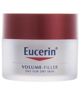 کرم ضد چروک و حجم دهنده روز اوسرین مدل وولوم فیلر Eucerin Volume Filler Day Cream Cream