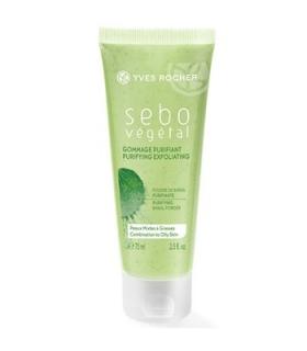 لایه بردار ایو روشه مدل سبو وجتال Yves Rocher Sebo Vegetal Purifying Exfoliating
