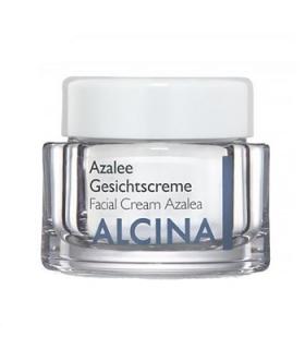 کرم صورت آلسینا مدل آزالیا Alcina Azalea Facial Cream