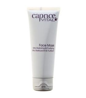 ماسک صورت کاپریس مدل اولترا ریستورینگ اند پریفینگ Caprice Vital Ultra Restoring And Purifying Face Mask