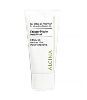 ماسک گیاهی آلسینا Alcina Herbal Face Mask