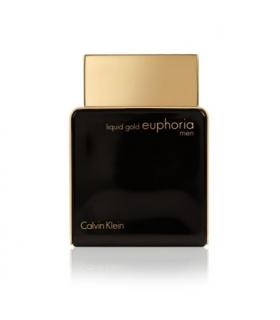 عطر مردانه کلوین کلین لیکوئید گلد ایفوریا من Calvin Klein Liquid Gold Euphoria Men