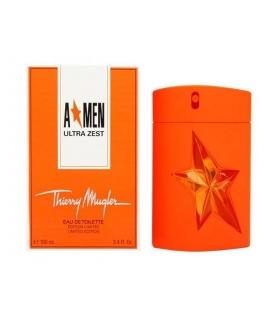 عطر و ادکلن مردانه تیری موگلر ای من اولترا زست ادو تویلت Thierry Mugler A Men Ultra Zest EDT for men