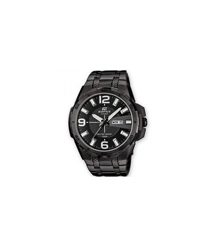 ساعت مچی عقربه ای مردانه کاسیو Casio Edifice EFR-104BK-1AVUDF