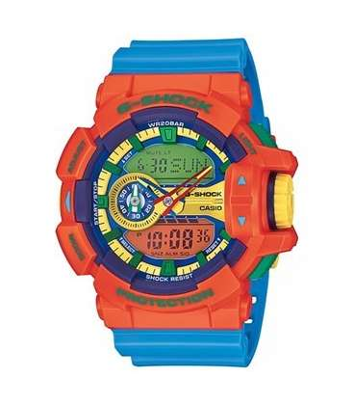 ساعت مچی عقربه ای مردانه کاسیو Casio G-Shock GA-400-4ADR
