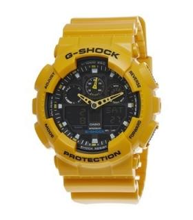 ساعت مچی عقربه ای مردانه کاسیو سری جی شاک Casio G-Shock GA-100A-9ADR