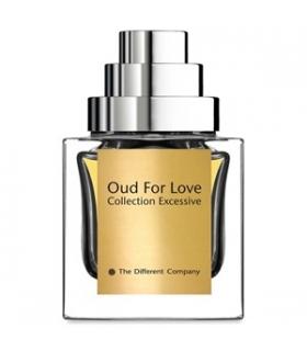 عطر اسپرت دیفرنت کمپانی عود فور لاو The Different Company Oud for Love
