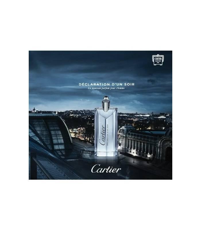 عطر مردانه کارتیر دکلریشن دان سویر Declaration d'Un Soir Cartier for men