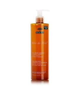ژل پاک کننده آرایش و صورت رودمییل نوکس NUXE REVE DE MIEL CLEANSING AND MAKE-UP REMOVING GEL