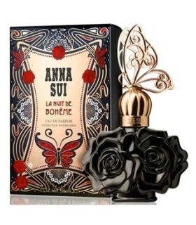 عطر زنانه آنا سویی لانویی دبوئم Anna Sui La Nuit de Boheme Eau de Parfum