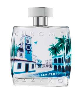 عطر مردانه آزارو کروم لیمیتد ادیشن Azzaro Chrome Limited Edition
