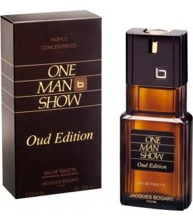 عطر مردانه ژاک بوگارت وان من شو عود ادیشن Jacques Bogart One Man Show Oud Edition