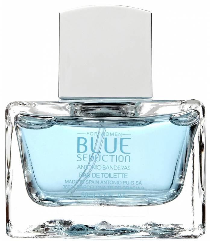 عطر زنانه آنتونیو باندراس بلو Antonio Banderas Blue Seduction For Women