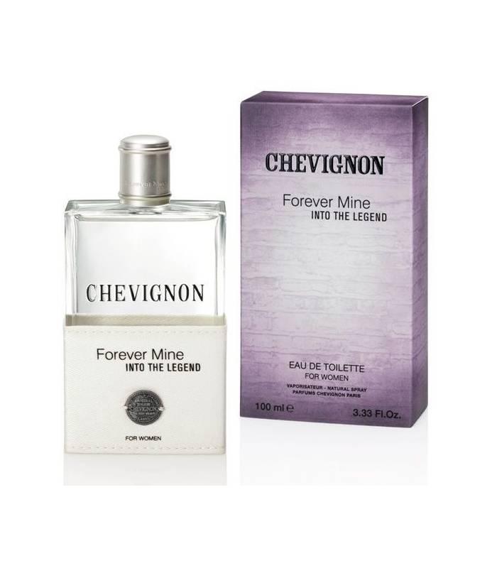 عطر زنانه چویگنون فور اور ماین لینو لگند Chevignon Forever Mine Iino The Legend Foe