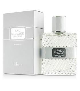 عطر مردانه کریستین دیور ائو ساوج کالن Christian Dior Eau Sauvage Cologne