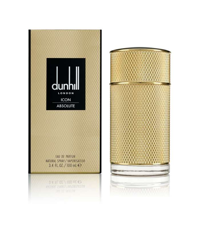 518eb6d88 خرید ، قیمت و مشخصات عطر مردانه دانهیل آیکون ابسولوت dunhill Icon ...