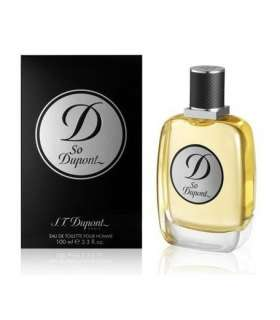 عطر مردانه سو دوپونت پور هوم اس تی دوپونت So Dupont Pour Homme S.T. Dupont for men