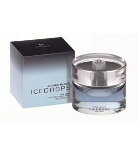 عطر مردانه اگنر بلک آیس دراپسEtienne Aigner Black Icedrops for men