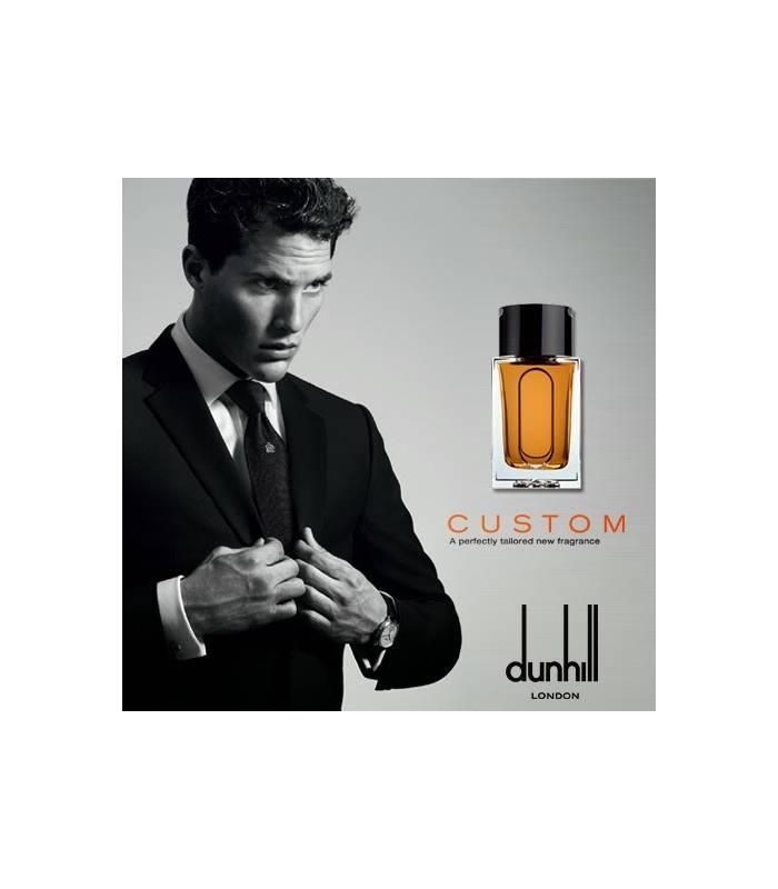 عطر مردانه دانهیل کاستوم Custom Alfred Dunhill for men