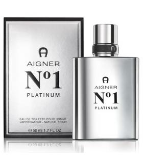 عطر مردانه اگنر نامبر وان پلاتینیوم Aigner No 1 Platinum