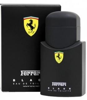 عطر مردانه فراری بلک Ferrari Black