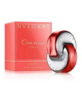 عطر زنانه بولگاری اومنیا کورل Omnia Coral Bvlgari for women