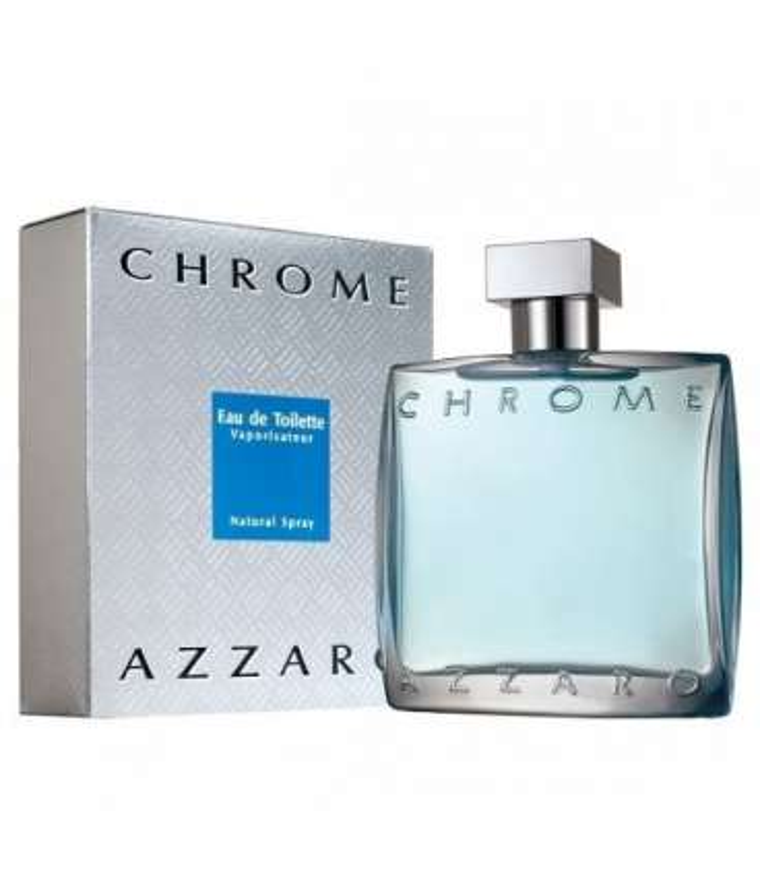 عطر مردانه آزارو کروم Chrome Azzaro for men