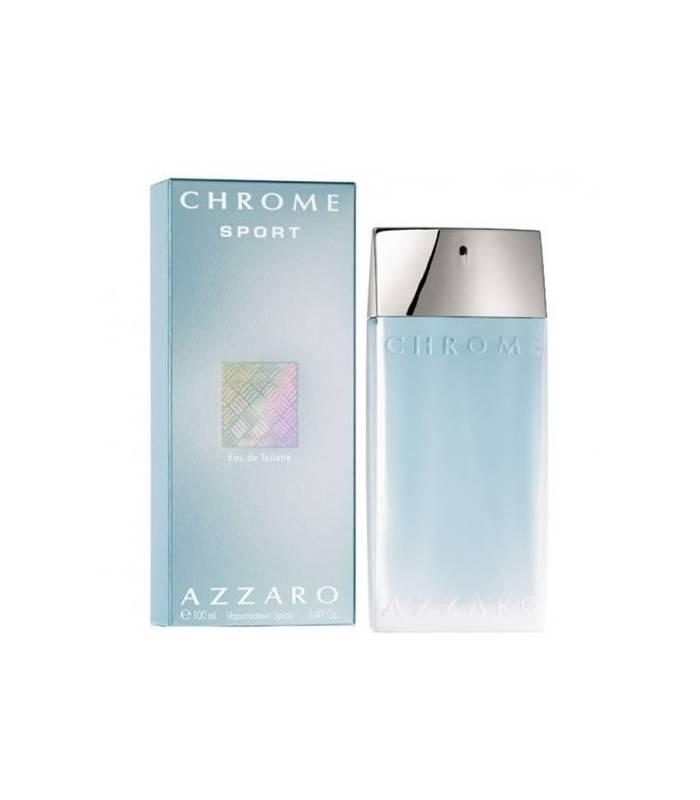 عطر مردانه آزارو کروم اسپرت Chrome Sport Azzaro for men