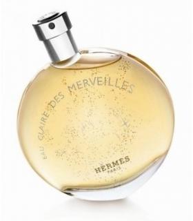 عطر زنانه هرمس ائو کلیر دس مرویلز Hermes Eau Claire Des Merveilles