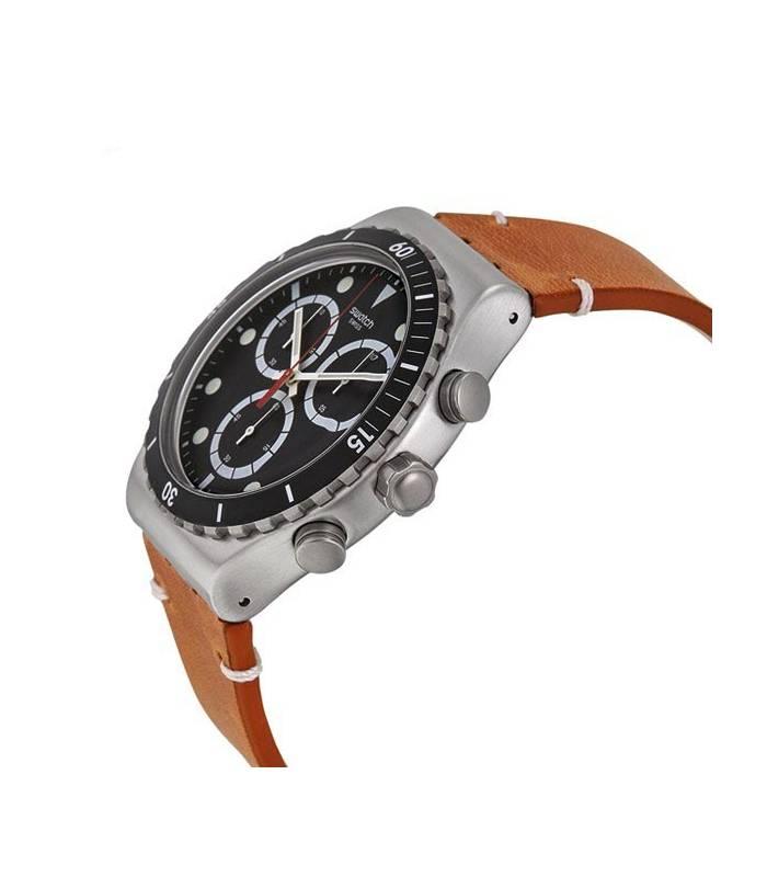 ساعت مچی مردانه عقربه ای سواچ Swatch YVS424