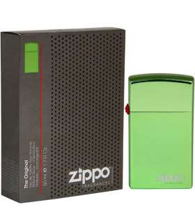 عطر مردانه زیپو اسید گرین ائو دتویلت Zippo Acid Green Eau De Toilette