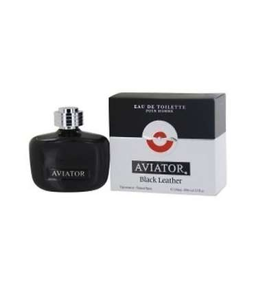 عطر مردانه پاریس بلو آویاتور بلک لدر Paris Bleu Aviator Black Leather for Men