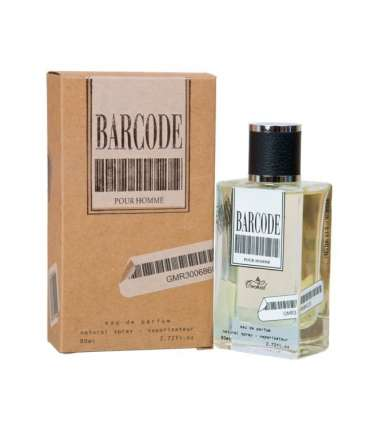 عطر مردانه ارکید بارکد Orchid Barcode