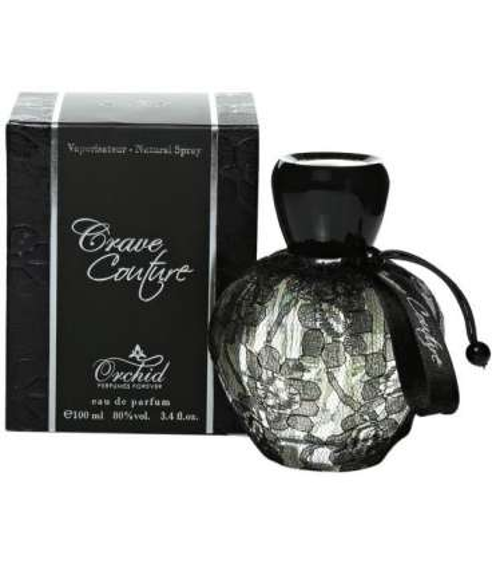 عطر زنانه کریو کوتر بلک crave couture black