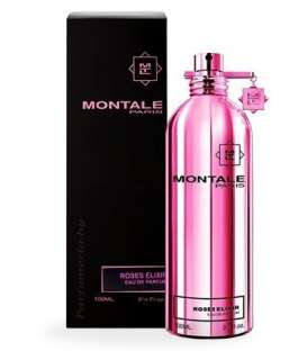 عطر زنانه مونتال رز الکسیر Montale Rose Elixir
