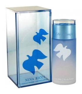 عطر زنانه نینا ریچی لاو فیلز له ایر دو تمپز Nina ricci Love Fills L Air Du Tepms