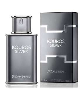 عطر مردانه ایوسن لورن کوروس سیلور Yves Saint Laurent Kouros Silver EDT