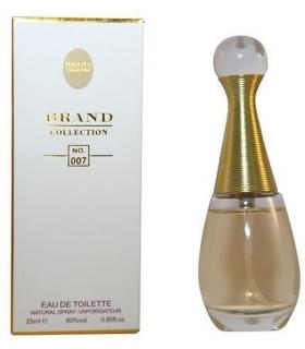 عطر مینیاتوری زنانه برند کالکشن شماره 7 Brand Collection No. 007