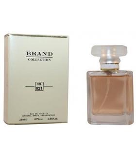 عطر کوچک زنانه برند کالکشن شماره 21 Brand Collection No. 021
