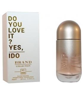 عطر کوچک زنانه برند کالکشن شماره 9 Brand Collection No. 009