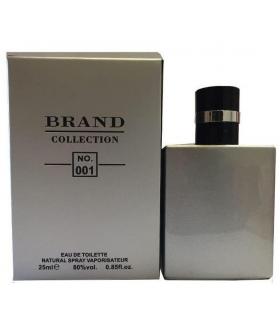 عطر مینیاتوری مردانه برند کالکشن شماره 01 Brand Collection No. 01