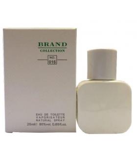 عطر مینیاتوری مردانه برند کالکشن شماره 16 Brand Collection No. 16