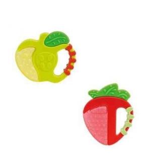 دندان گیر چیکو مدل توت فرنگی Chicco Strawberry Teether
