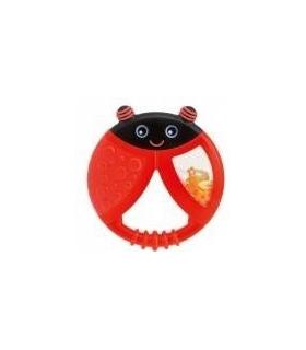 دندان گیر چیکو طرح کغشدوزک Chicco Ladybird Teether