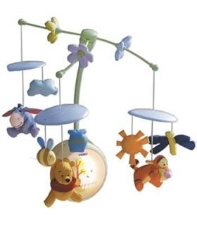 آویز تخت فرست یرز مدل پوه The First Years Pooh Hanging Bed