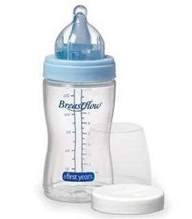شیشه شیر فرست یرز حجم 250 میلی لیتر The First Years Y4562 Baby Bottle