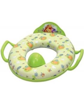 تبدیل توالت فرست یرز مدل پو The First Years Pooh Soft WC Baby Seat