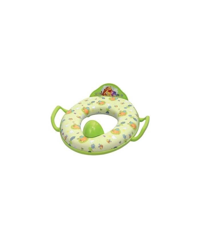 تبدیل توالت فرست یرز مدل پو The First Years Pooh Soft WC Baby Seat |