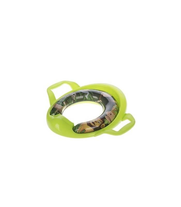 تبدیل توالت فرنگی دفرست یرز مدل مگا تویلت ترینرThe first years Mega Toilet Trainer Soft WC Baby Seat